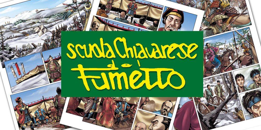 La Scuola Chiavarese del Fumetto presenta i suoi corsi estivi