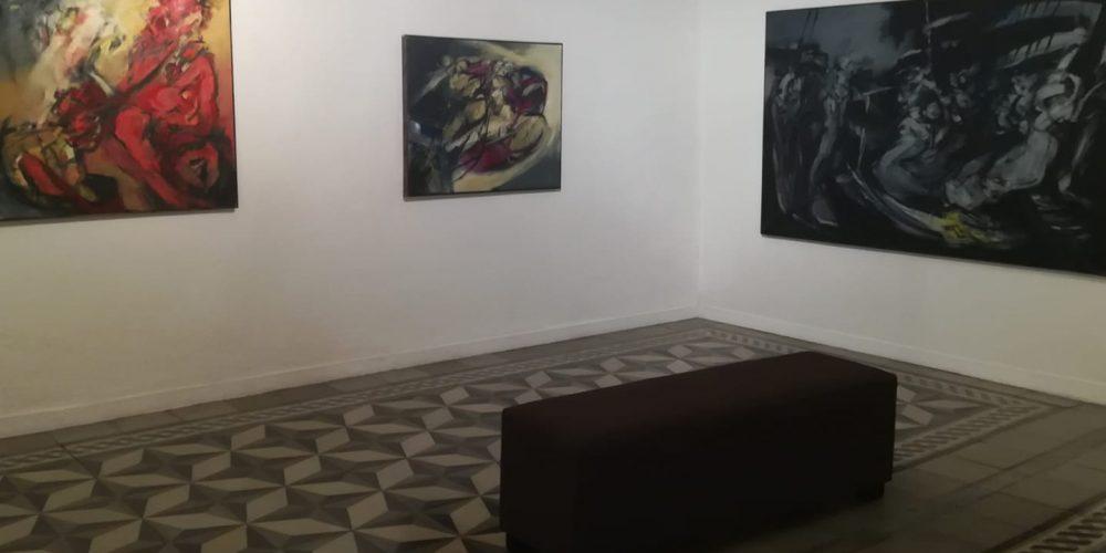 Alla Galleria Busi la personale di Mario Rocca