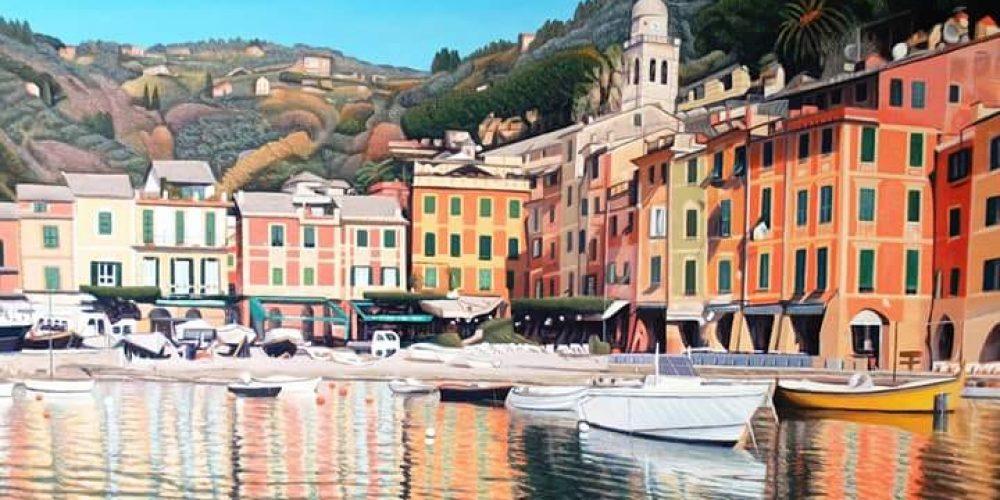 Francesco Cassanelli espone i suoi paesaggi