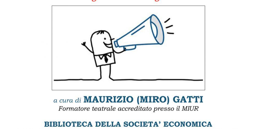 """Alla Società Economica il ciclo """"Ad alta voce"""""""