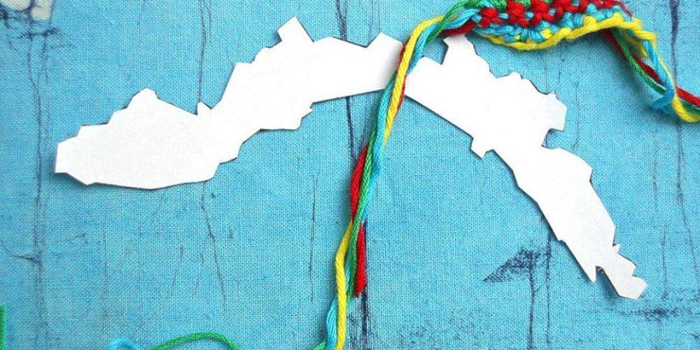 FILI&ABBRACCI. Il ponte creativo tra Ponente e Levante