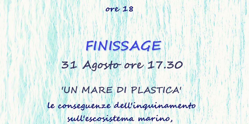 """""""Mare Libero"""": una mostra sull'inquinamento da plastica"""