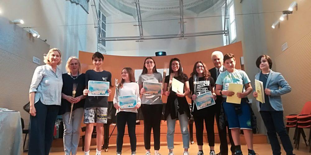 """Premiati i vincitori del concorso di poesia """"Grazia Criscione"""""""